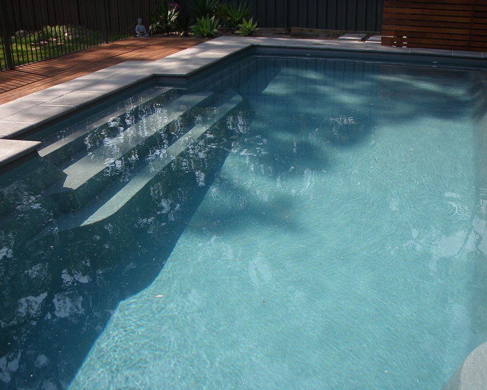 DIY Swimming Pools' Cosmo 9 Coral Grey Pool Design