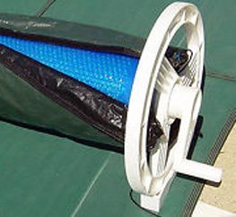 Swimming Pool Blanket & Roller