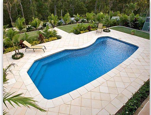 Diy swimming pools fibreglass pool kits that save you - Diy fibreglass swimming pool installation ...
