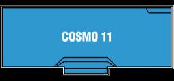 DIY Swimming Pools' Cosmo 11 Pool Design